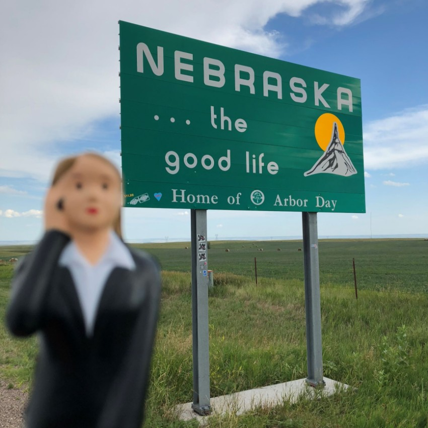 Made It To Nebraska
